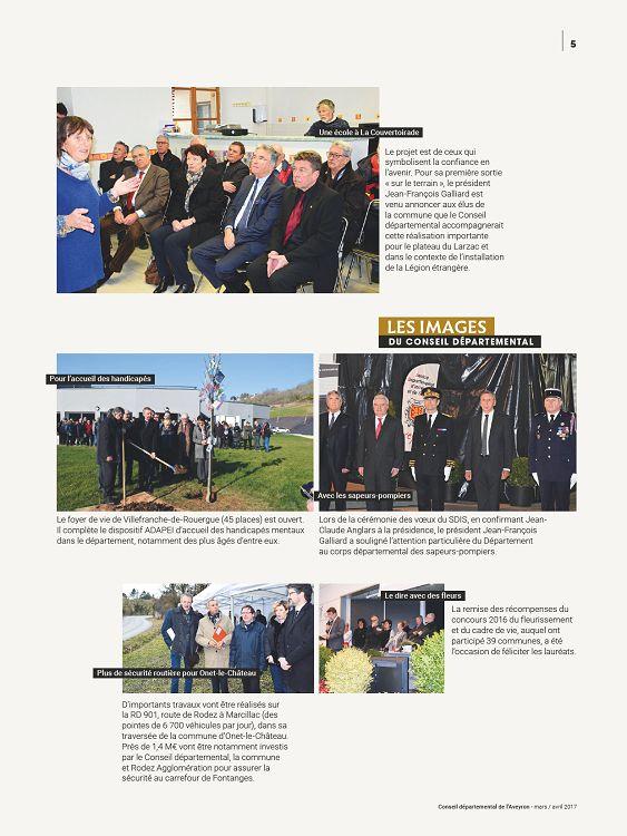 12] L'Aveyron n°210 mar/avr 2017 - Page 2 - 3 - [12] L