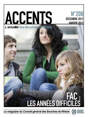 [13] Accents n°208 déc 11/jan 2012