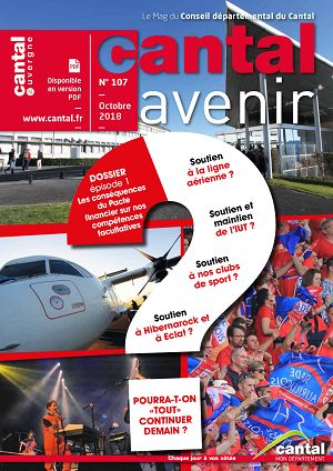[15] Cantal Avenir n°107 oct/nov 2018