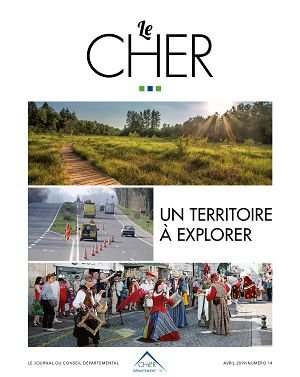 [18] Cher magazine n°14 avr/mai/jun 2019