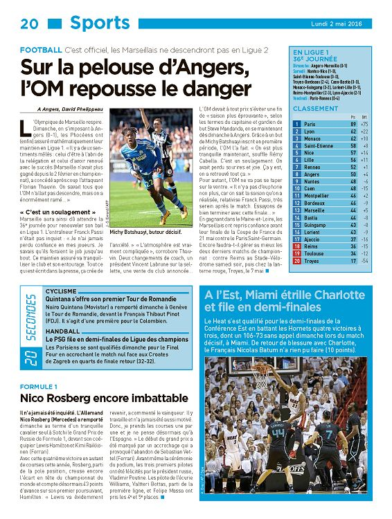 6 annonce angers lorient