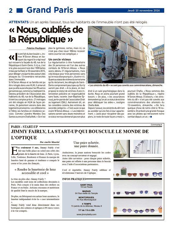 14d2304e5e 20 Minutes France n°3056 10 nov 2016 - Page 2 - 3 - 20 Minutes ...