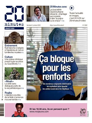20 Minutes France n°3562 2 oct 2020