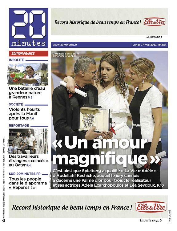 20 minutes france n 2474 27 mai 2013 page 20 21 20 - 20 minutes pdf lyon ...