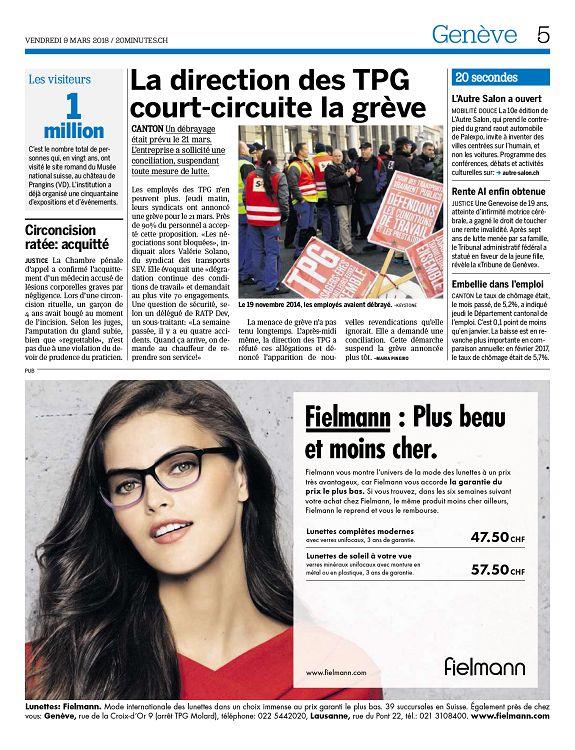 20 minutes Genève n°2018-03-09 vendredi - Page 16 - 17 - 20 minutes ... 4c81fd141f3d