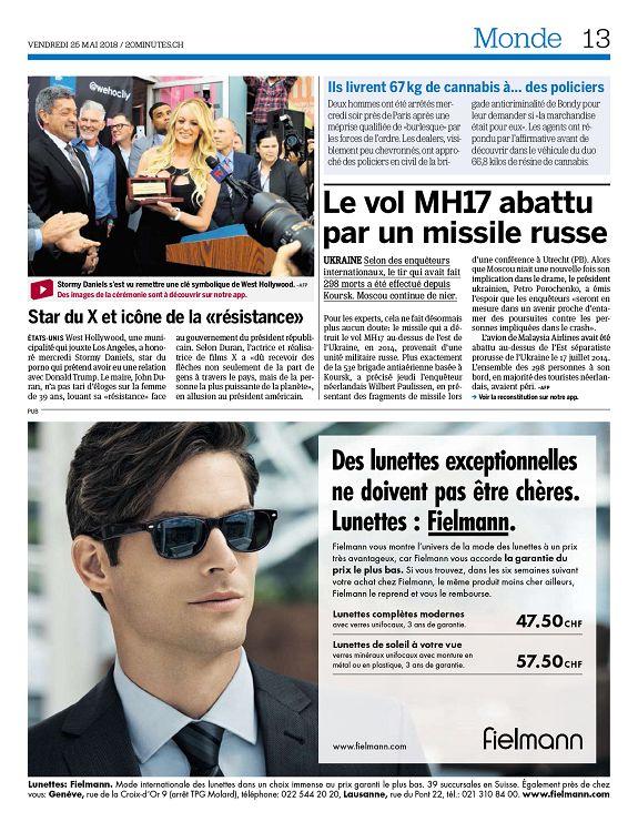 2477368e0c402a 20 minutes Genève n°2018-05-25 vendredi - Page 2 - 3 - 20 minutes ...