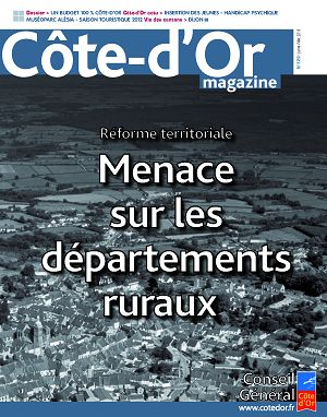 [21] Côte-d'Or magazine n°128 jan/fév 2013