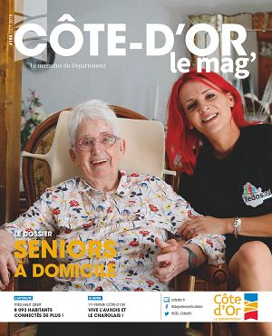 [21] Côte-d'Or magazine n°185 octobre 2018