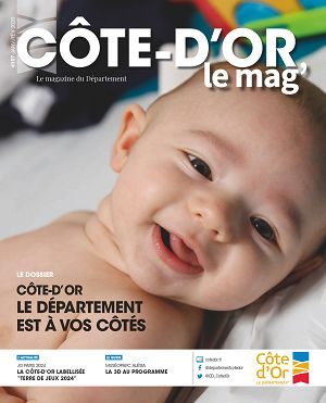 [21] Côte-d'Or magazine n°197 jan/fév 2020