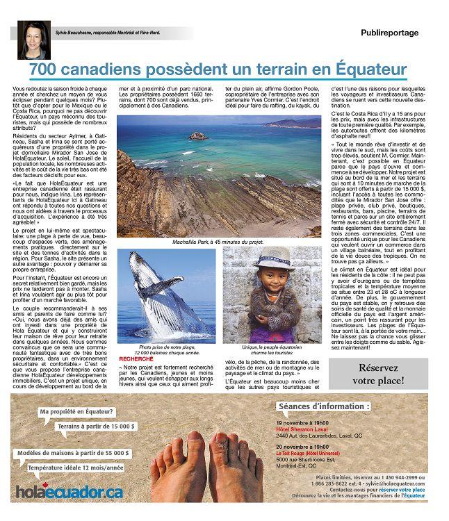 24h Montréal n°13 168 15 nov 2013 Page 8 9 24h