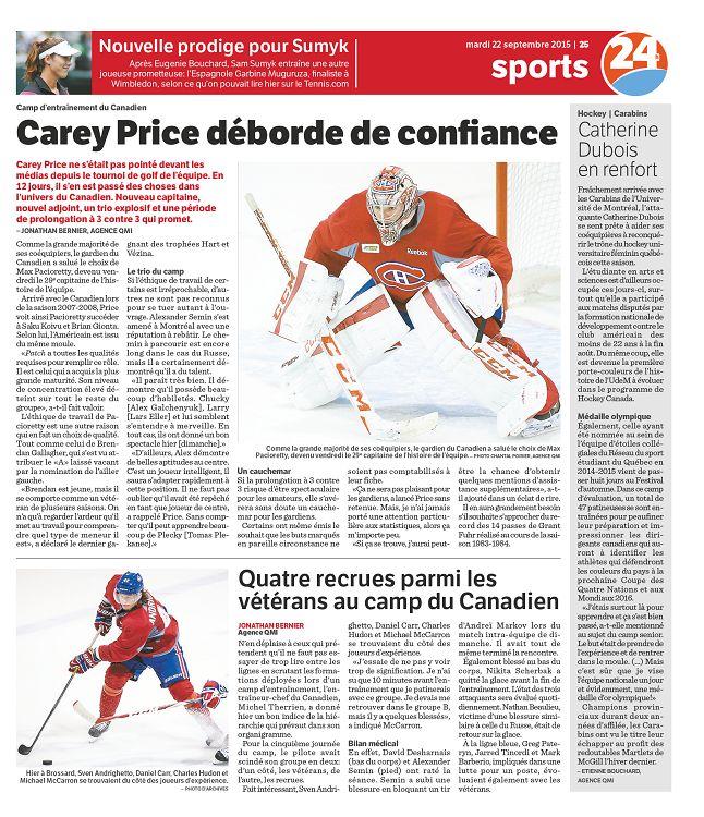 24h Montréal n°15-133 22 sep 2015 - Page 24 - 25 - 24h