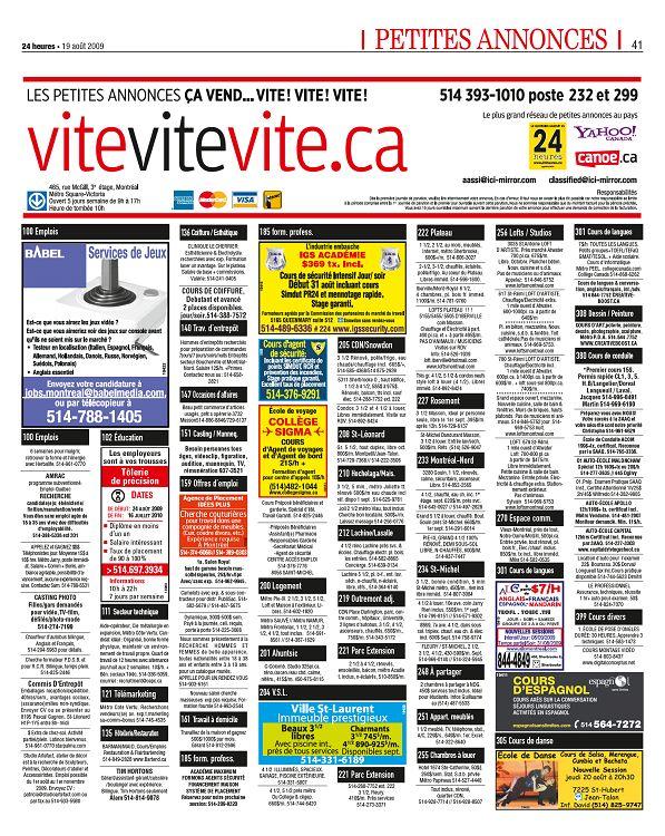 4249aec483f0 24h Montréal n°9-108 19 aoû 2009 - Page 2 - 3 - 24h Montréal n°9-108 ...