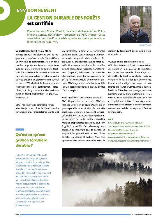 rencontres écologiques 2011