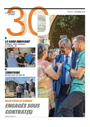 [30] Le Gard mag' n°3 sep/oct/nov 2016
