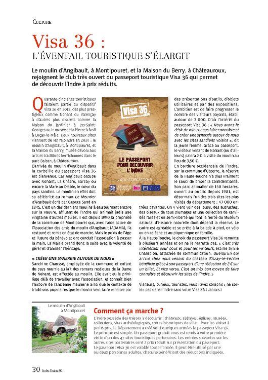 magazine union gratuit locarno