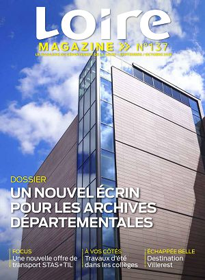 [42] Loire magazine n°137 sep/oct 2019