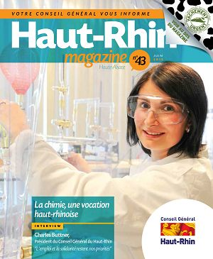 [68] Haut-Rhin magazine n°43 jun à sep 2013