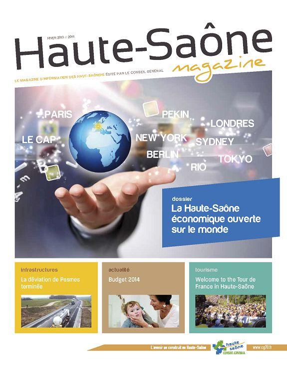 70 haute sa ne magazine n hiver d c 13 jan f v 2014 for 70 haute saone