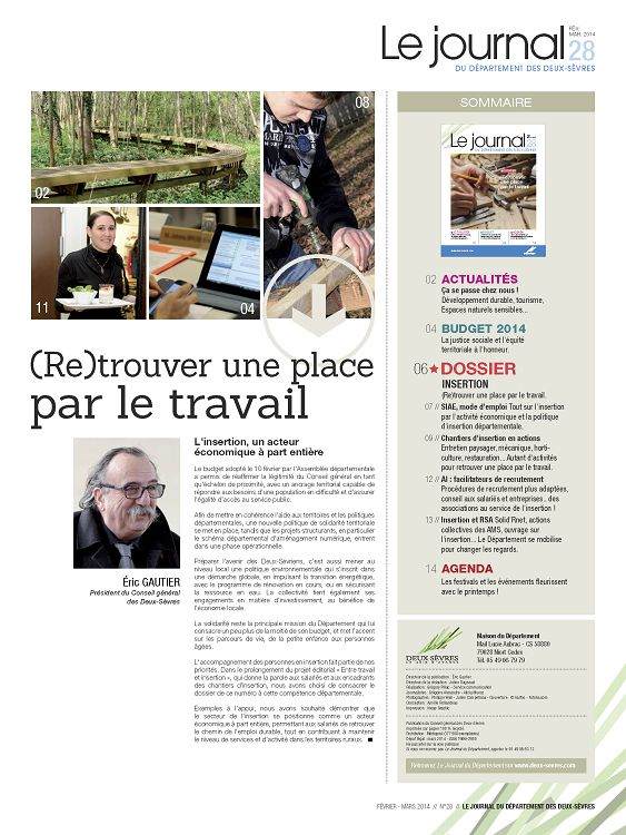 84 vaucluse n 89 f v mar avr 2014 page 6 7 03 reflets d 39 allier - Le journal le vaucluse ...