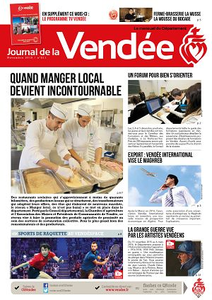 [85] Journal de la Vendée n°211 novembre 2015