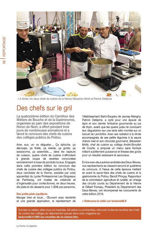 86 Vivre En Vienne N127 Décembre 2018 Page 2 3 86