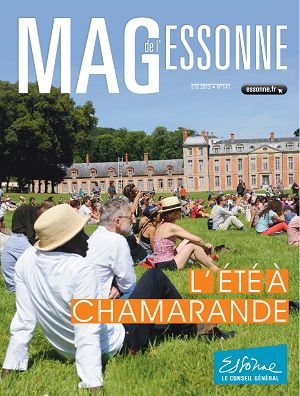 [91] Mag de l'Essonne n°141 jun à sep 2013