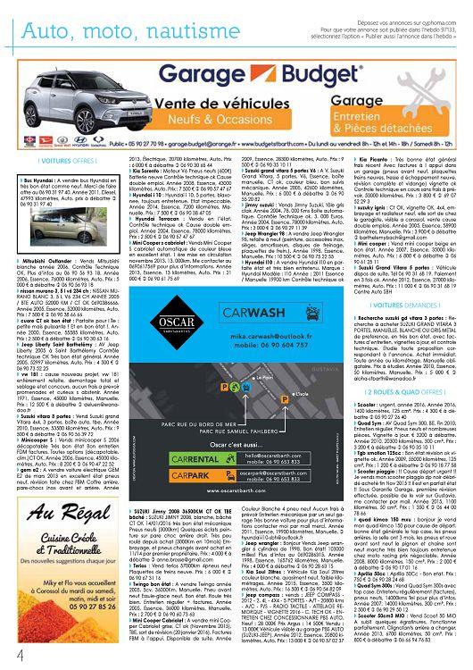 97133 n 361 29 jan 2016 page 4 5 97133 n 361 29 jan for Garage auto mecano buc