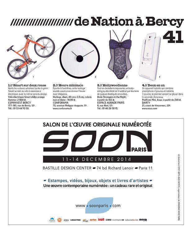 catch special section sale usa online A Nous Paris n°669H décembre 2014 - Page 40 - 41 - A Nous ...