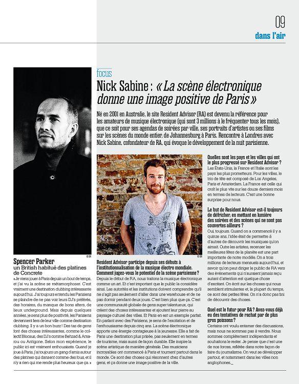 rencontres parisiennes eau et cinéma