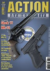 Action Armes & Tir n°347 sep/oct 2012