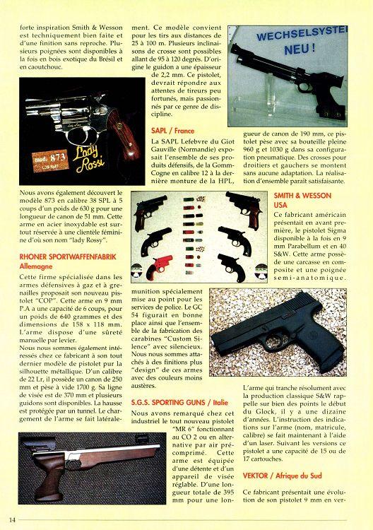 pistolet smhit 1wesson 9 mm