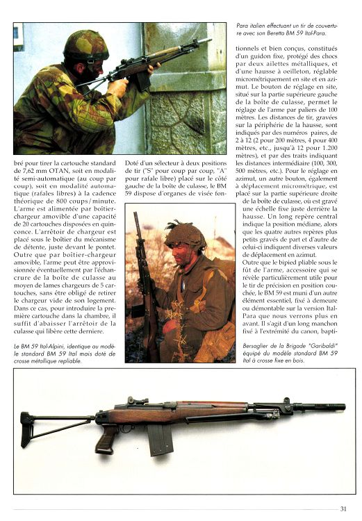 Action Armes & Tir n°203 octobre 1997 - Page 30 - 31 - Action Armes
