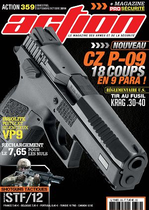 Action Armes & Tir n°359 sep/oct 2014