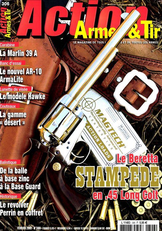 Action Armes   Tir n°306 février 2007 - Page 28 - 29 - Action Armes ... cfef3f142ac5