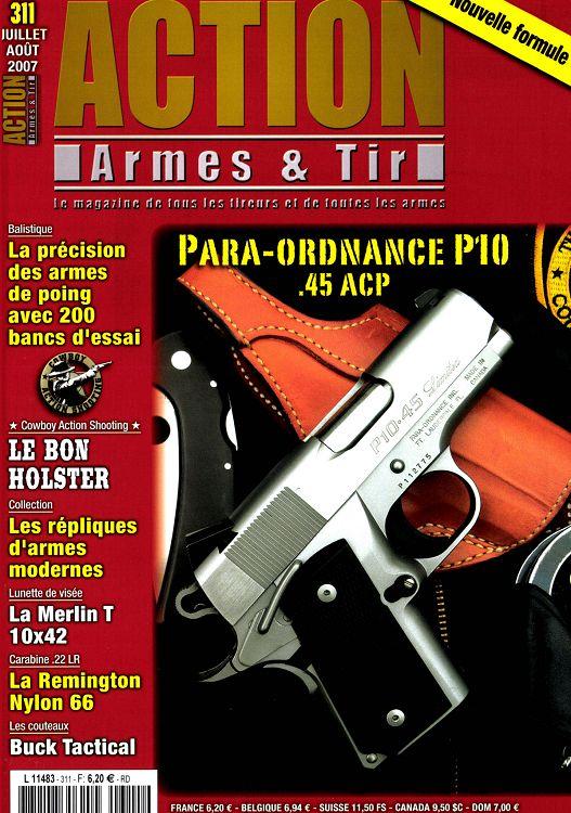 Action Armes   Tir n°311 jui aoû 2007 - Page 40 - 41 - Action Armes ... c610d3a6fdd6