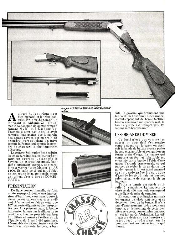 armes neutralisées en vente libre