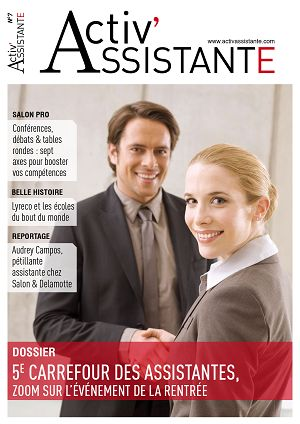 Activ' Assistante n°7 sep/oct 2014