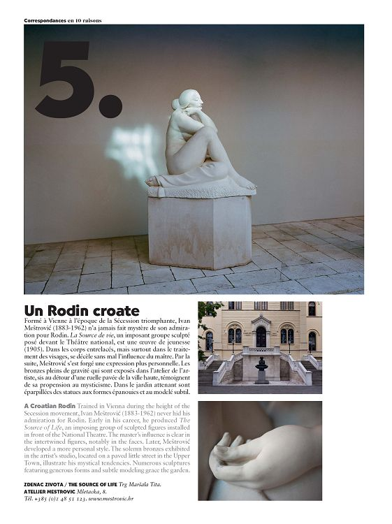 Air France Magazine N201 Janvier 2014 Page 208 209 Air France