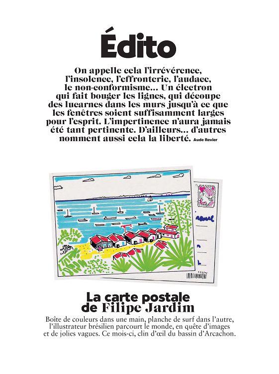 Air France Magazine n°202 février 2014 - Page 2 - 3 - Air France ...