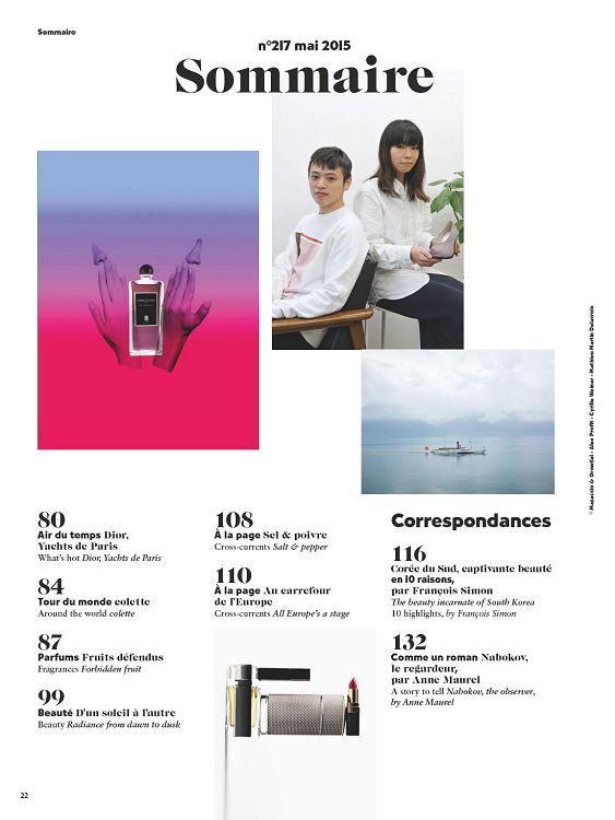 Air France Magazine n°217 mai 2015 Page 2 3 Air France