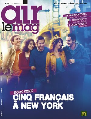 Air le Mag n°33 octobre 2012