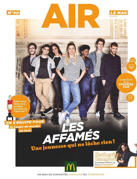 Air le Mag n°90 juin 2018 - Page 4 - 5 - Air le Mag n°90