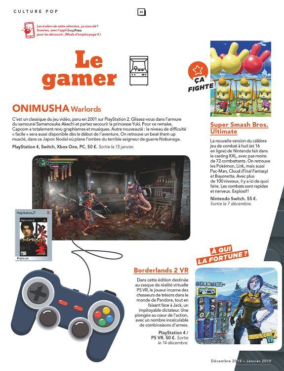 Air Le Mag N95 Décembre 2018 Page 64 65 Air Le Mag N