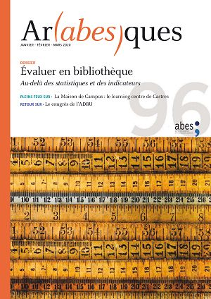 Arabesques n°96 jan/fév/mar 2020