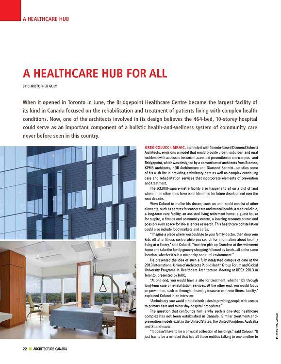 Architecture canada design et architecture int rieur for Architecture interieur pdf