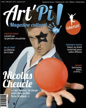 Art' Pi n°5 mai/jun 2012