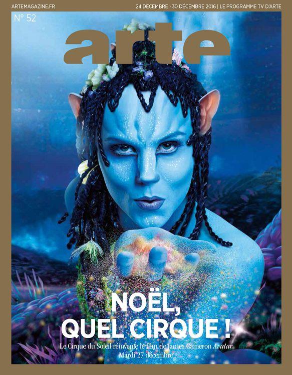 Arte Magazine N 52 24 Dec 2016 Page 2 3 Arte Magazine N 52 24