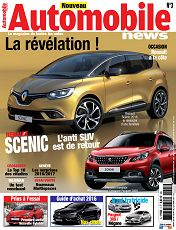 Automobile News n°3 avr/mai/jun 2016
