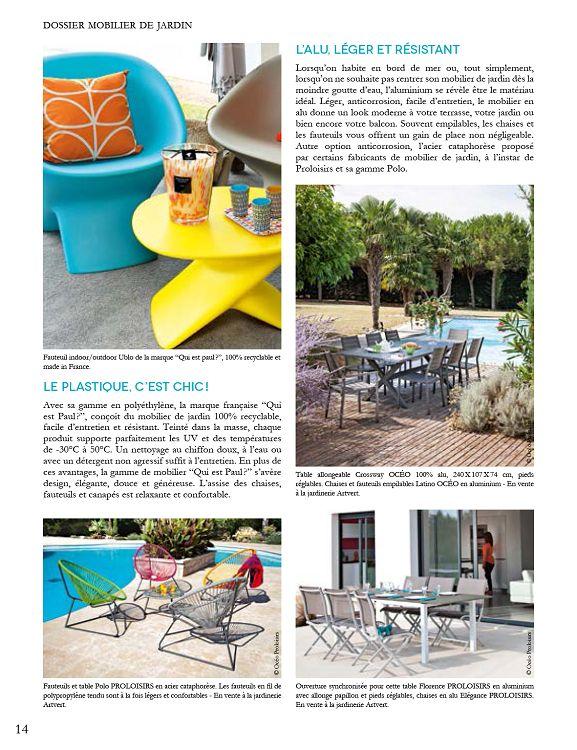 BDM Maison n°5 jun/jui/aoû 2014 - Page 14 - 15 - BDM Maison ...