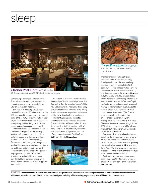 75788ebfad5 B There Magazine n°66 mai 2012 - Page 66 - 67 - B There Magazine n ...